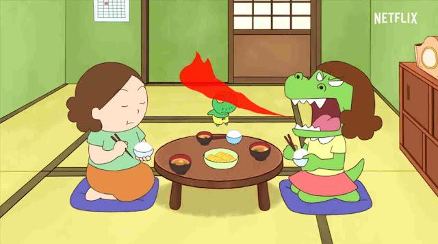 Inilah Trailer Kids Anime Dino Girl Gauko Terbaru