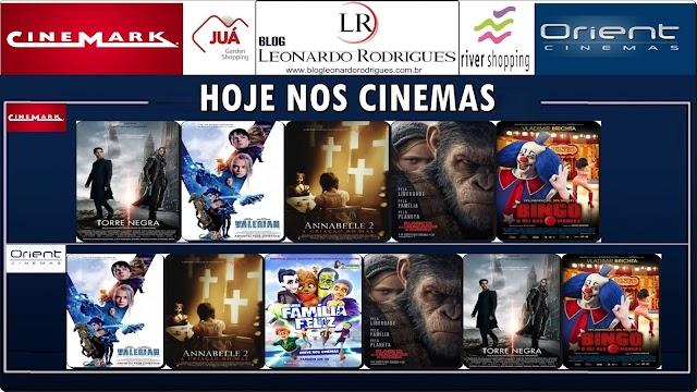 FILMES DA SEMANA - 24/08 A 30/08