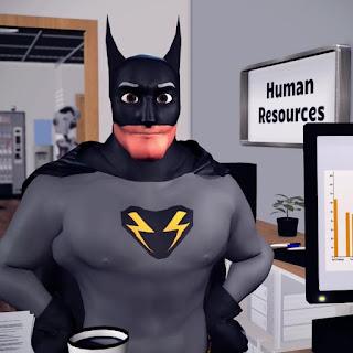 Bat Storm, Day Job by TET.