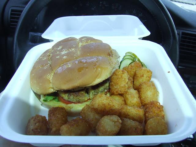 The Best Veggie Burgers In Central Ohio