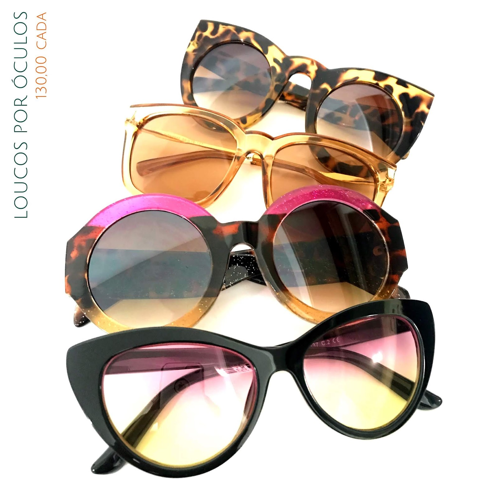 369858cf66e6a Estamos com óculos de sol belíssimos também
