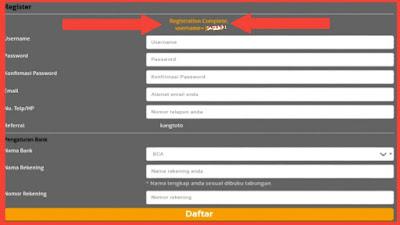 Cara daftar akun di situs asean togel untuk pemula