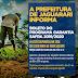 Atenção produtores rurais de Jaguarari