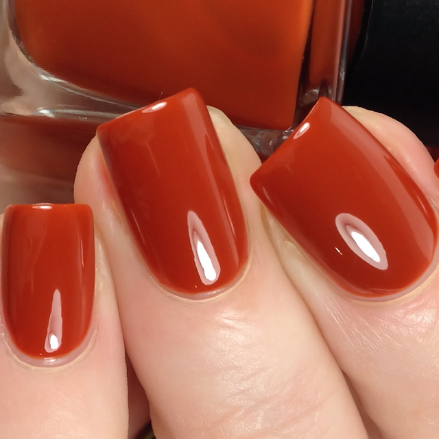 Night Owl Lacquer-Don't Lose Your Head