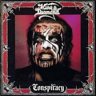 "King Diamond - ""Conspiracy"""