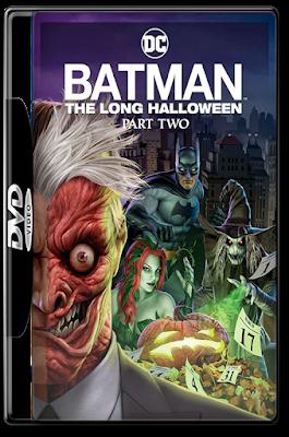 Batman The Long Halloween, Part Two [2021] [DVDR R1] [Latino]