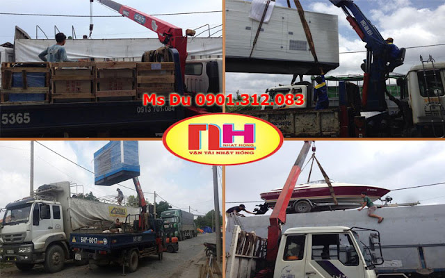 Công ty vận chuyển hàng đi Hải Dương giá rẻ nhất Tphcm