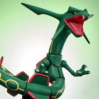 "Abierto pre-order del Pokemon ""Rayquaza"" en la Gigantic Series NEO - X-Plus"