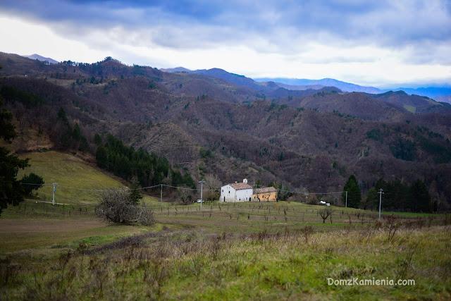 Grisigliano - Marradi okolice, Dom z Kamienia blog