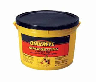 Quick Setting Cement | Type of Cements