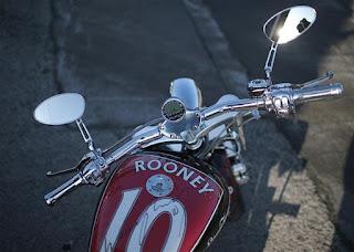 FOTO-FOTO MOTOR BESAR RANCANGAN WAYNE ROONEY