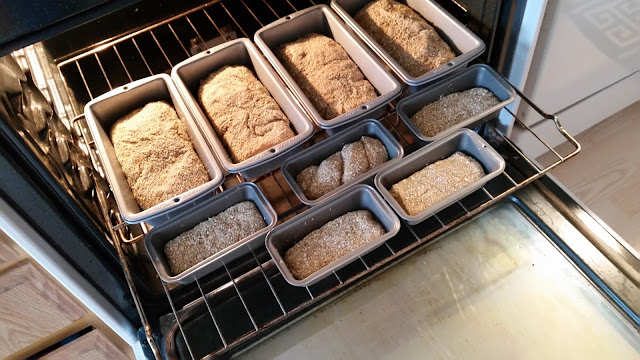 Our Dave's Killer Bread Style Daily Bread.