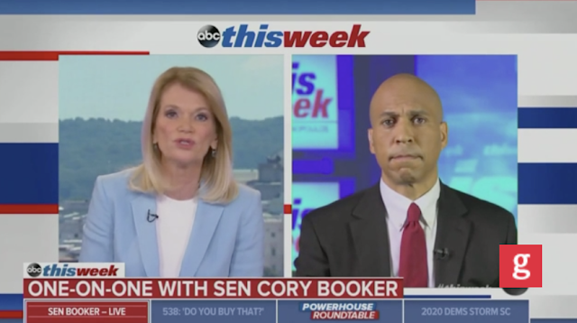 Cory Booker: Biden and I Had a Very Constructive Conversation :: Grabien - The Multimedia Marketplace