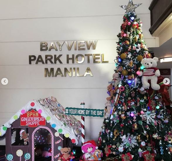 Bayview Park Hotel Manila 2018 Christmas Tree Lighting Ning4u
