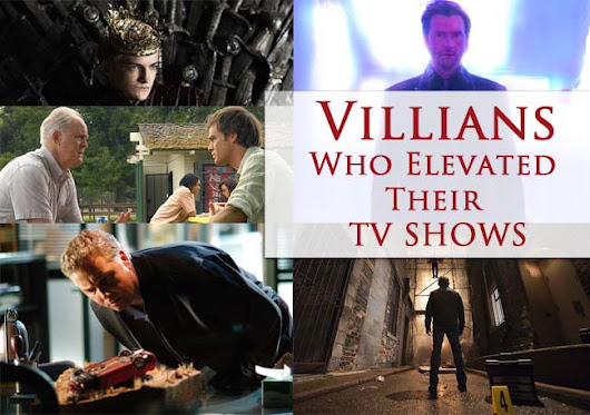 GODYEARS: Villains who Elevated Their TV Shows #AtoZChallenge