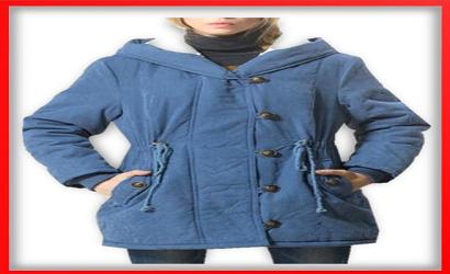 Hooded Coat Women Long Coat Jacket Large Size Solid Color Mid-Long Jacket Women Winter Thick Jacket Heavy Women's Jacket
