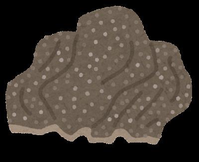 センマイのイラスト(牛肉ホルモン)
