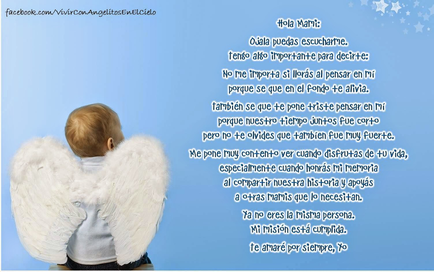 Vivir Con Angelitos En El Cielo Enero 2015