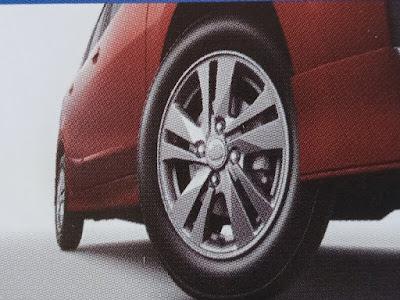 Gambar Spesifikasi Datsun GO+ T atau GO PLUS T