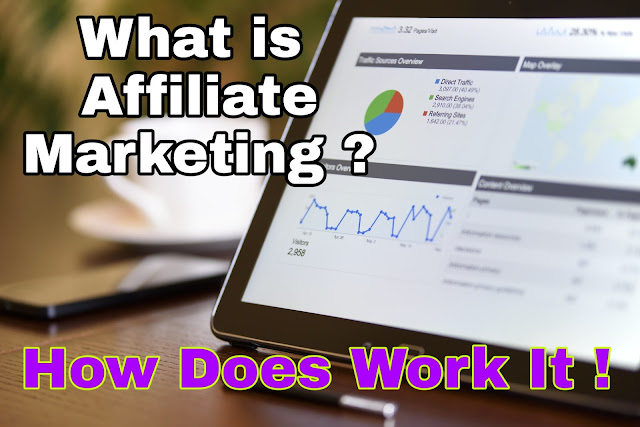 What is Affiliate Marketing ? How Does Affiliate Marketing Work?