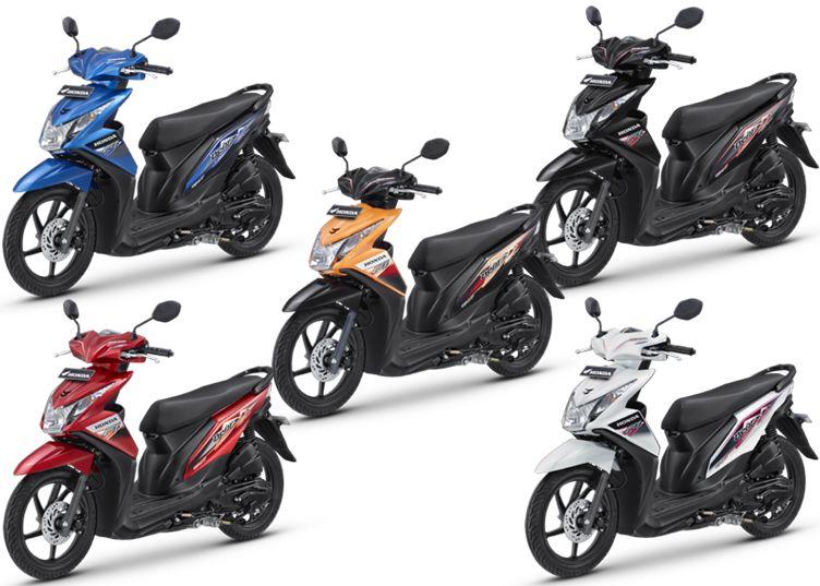 2013 Honda Beat