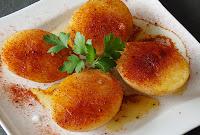 Patatas aliñadas al estilo de León