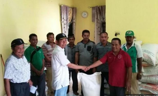 Korban Banjir dapat 60 Ton Beras dari Bantuan Dinsos Singkil
