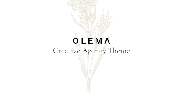 Best Creative Agency Theme