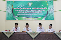 Workshop Pendidikan Tingkat Kabupaten dalam Penyegaran Implementasi Kurikulum 2013 Guru Madrasah Tsanawiyah se-Kab. Majalengka