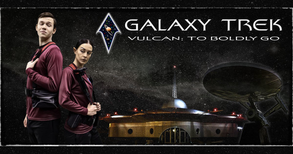 february 4 2018 new release from galaxy trek a star trek fan film parody series out of vulcan alberta canada galaxy trek