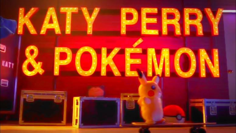 Katy Perry Pokémon