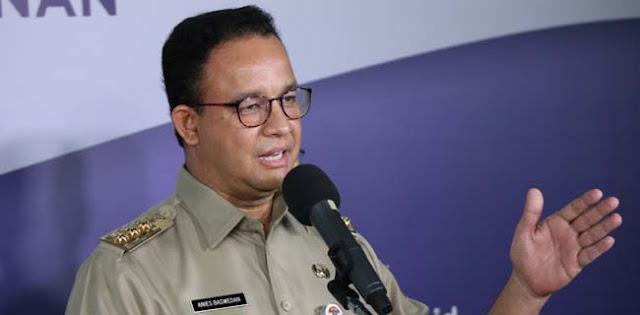 Jika Ingin Jakarta Bangkit Dari Covid-19, Ikuti Aturan Gubernur Anies Baswedan