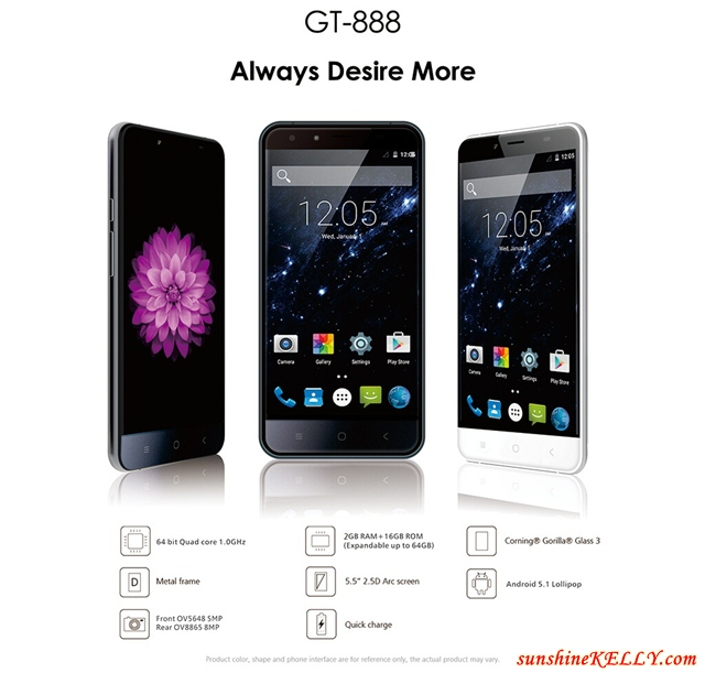 GT Mobile GT-888 is Now In Malaysia