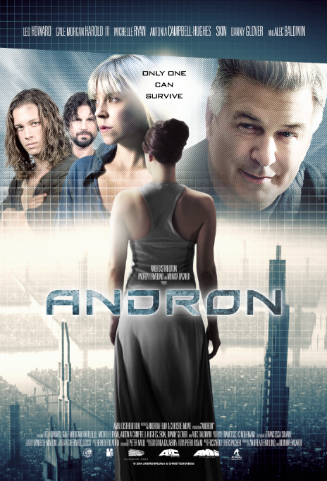 Andròn: The Black Labyrinth (2015)