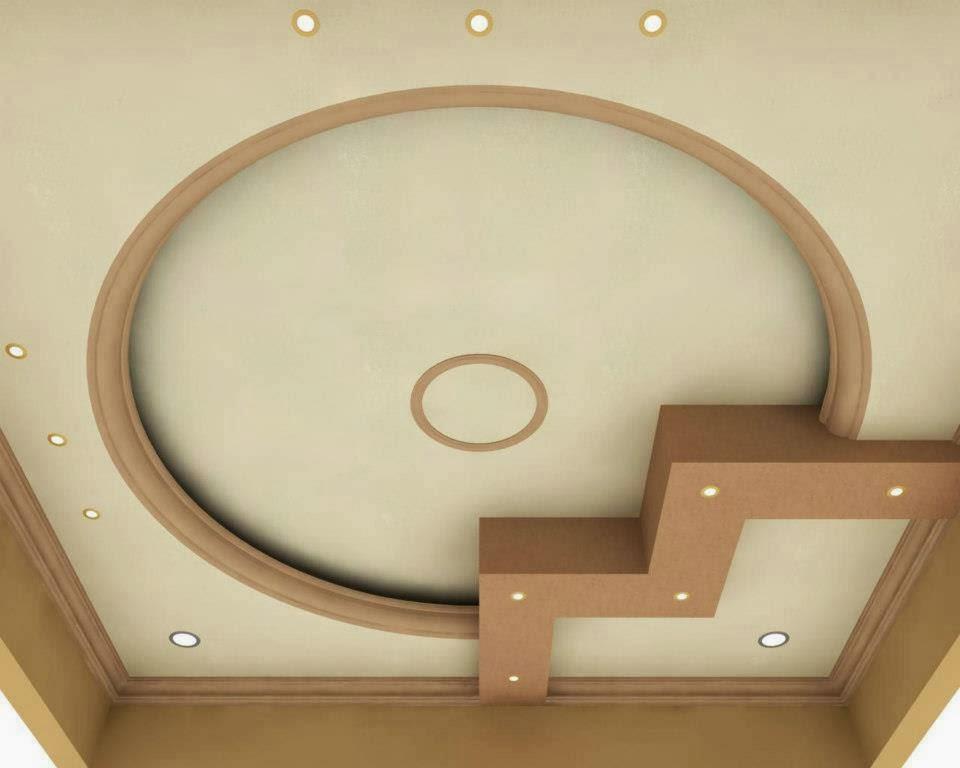 Decoration platre plafond platre for Platre plafond moderne