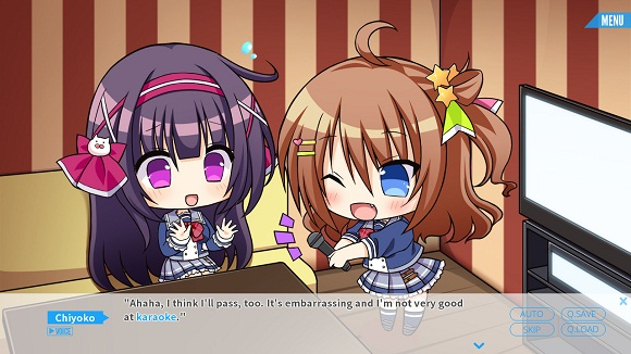 Japanese School Life PC Free Download Screenshot 2