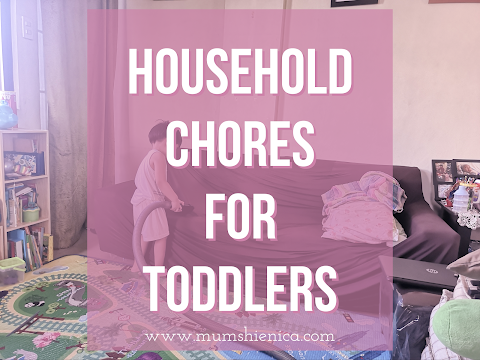 List Of Household Chores For My Toddler