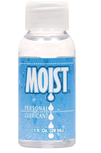 MOIST Clear Anal Sex Lubricant