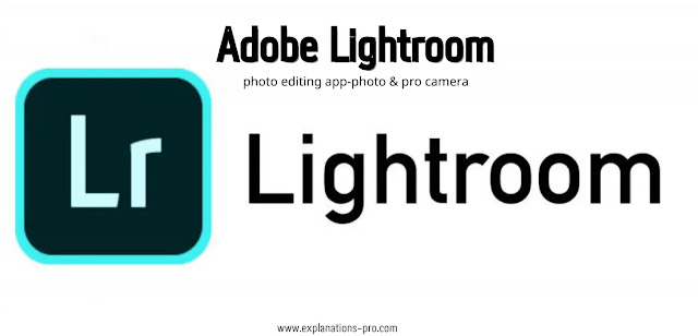 Adobe Lightroom photo