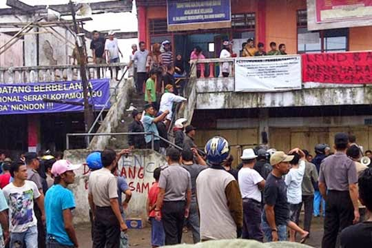 Pemkot dan BPN 'Gugat' Lagi Pasar Serasi di MA, Ladu dan Dolfie Belum Aman