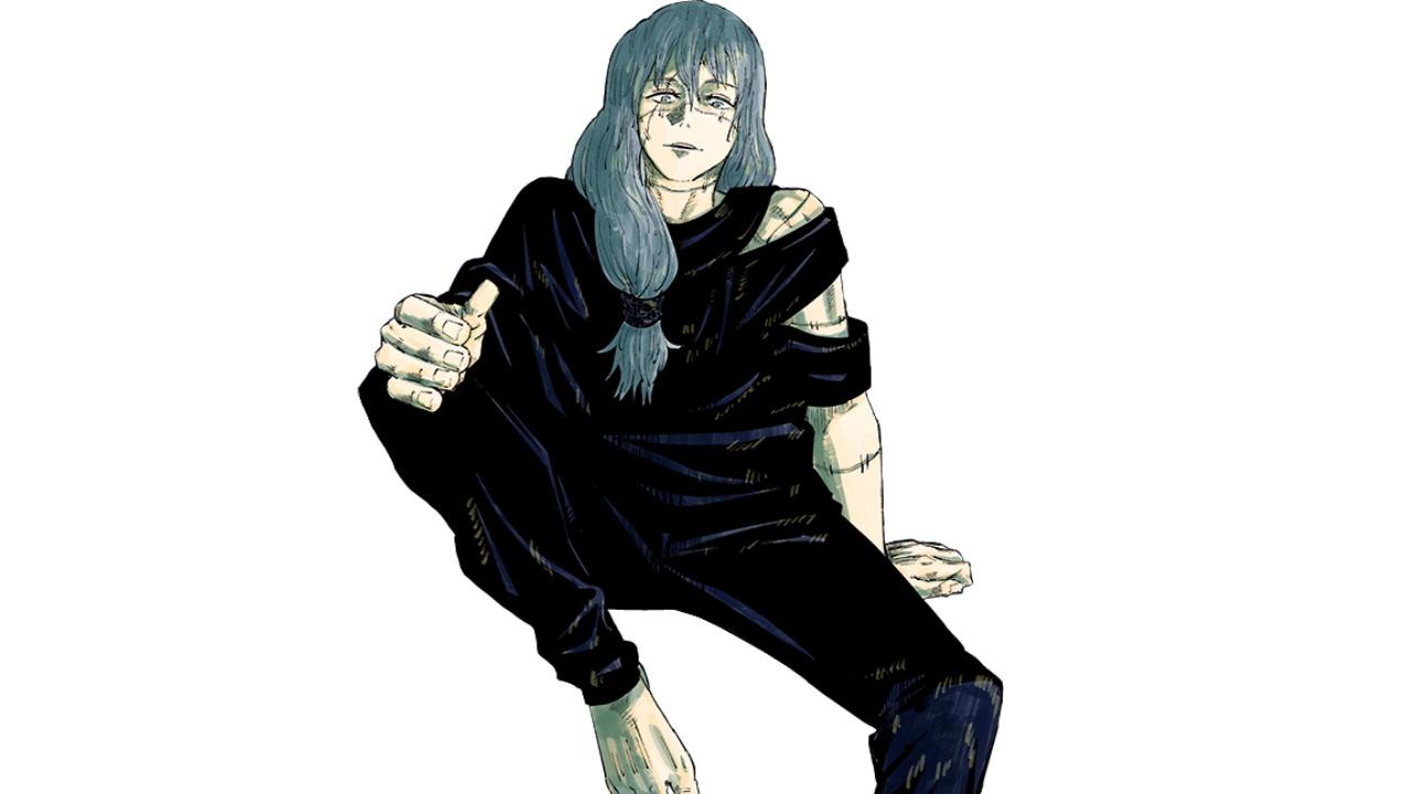 jujutsu kaisen karakter