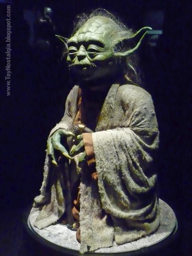 """Yoda, El Maestro Jedi """"Episodio V - The Empire Strikes Back""""  (STAR WARS - The Exhibition)"""