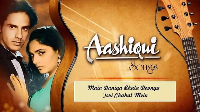 Main Duniya Bhula Doonga Lyrics / Aashiqui (1990)