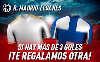 sportium Promo liga Real Madrid vs Leganes 30-10-2019