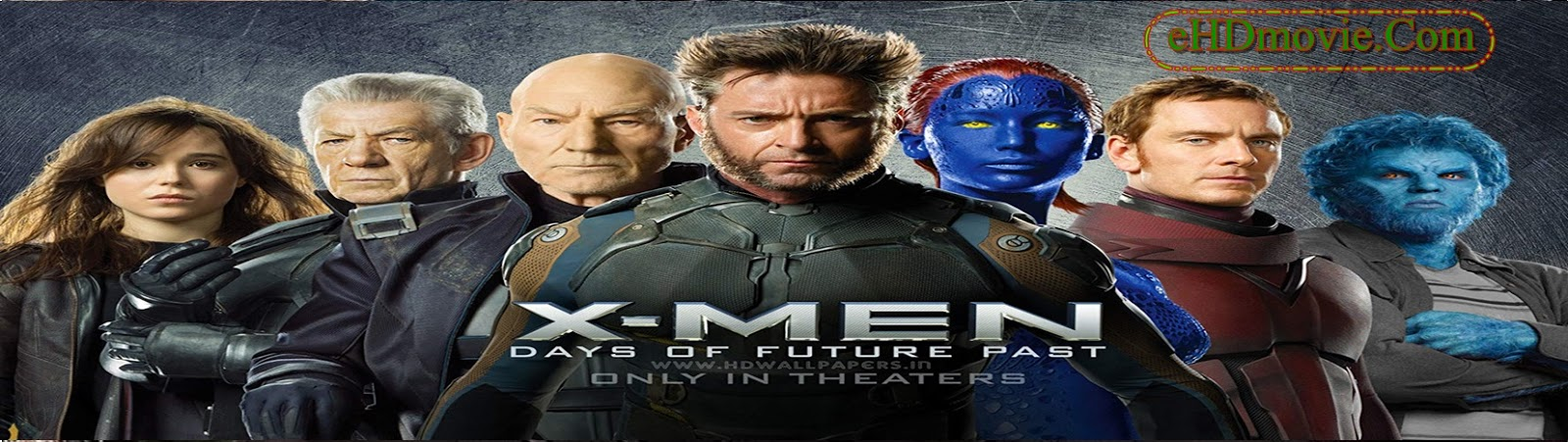 X-Men: Days of Future Past 2014 Full Movie Dual Audio [Hindi – English] 1080p - 720p - 480p ORG BRRip 400MB - 900MB - 2.7GB ESubs Free Download