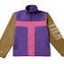 PURPLE TIER SPACE QUARTER ZIP