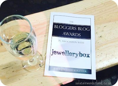 bloggers blog awards winners 2016