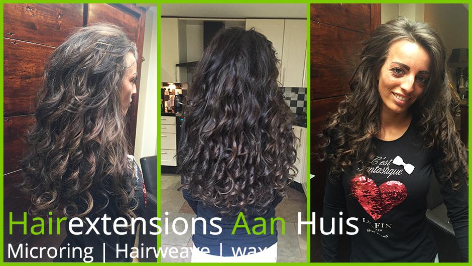 Hedendaags Hairextensions aan Huis KL-67