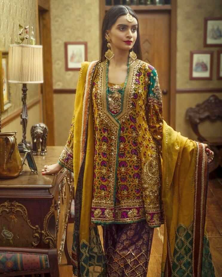 Beautiful Nickie Nina Bridal Dresses for Barat & Walima