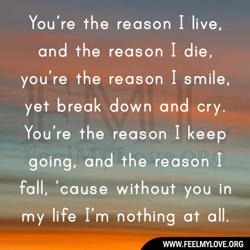 Your Reason Smile Quotes I